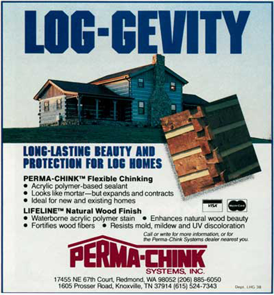 Log Gevity Adv